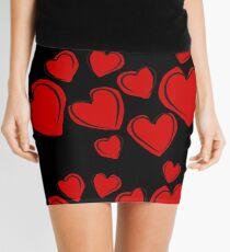 heart Mini Skirt