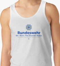 armed forces Tank Top