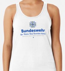 armed forces Women's Tank Top