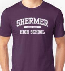 Shermer High School (White) T-Shirt