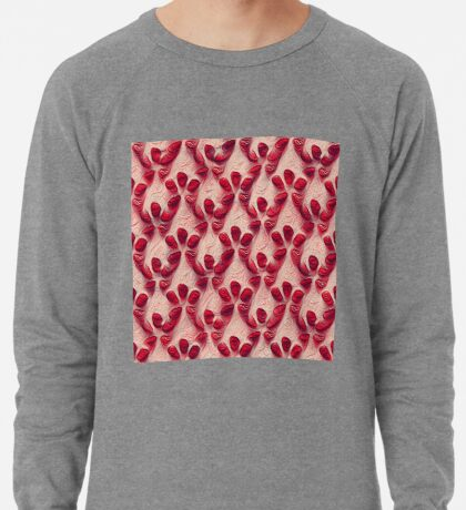 Pomegranate seeds #DeepDream Lightweight Sweatshirt