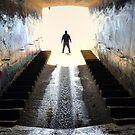 Stairway to DRAINERS heaven... by JAZ art