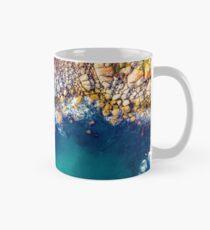 Crumbled Granite Mug