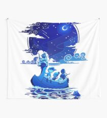 Night Winds Wall Tapestry