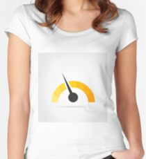 Speedometer Women's Fitted Scoop T-Shirt