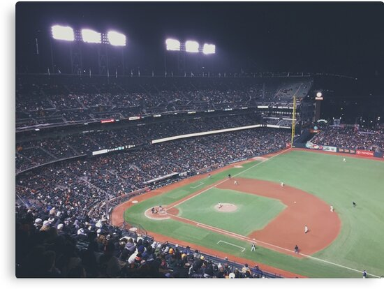 AT&T Park by Boy-With-Hat