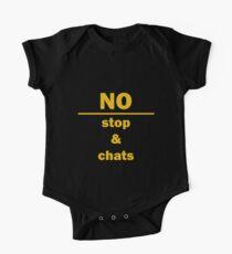 No, Stop & Chats Kids Clothes