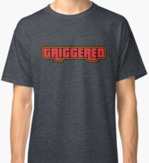 TRIGGERED (GTA - WASTED) Classic T-Shirt