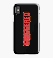 TRIGGERED (GTA - WASTED) iPhone Case