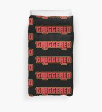 TRIGGERED (GTA - WASTED) Duvet Cover