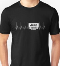 Love Jeep T-shirt T-Shirt
