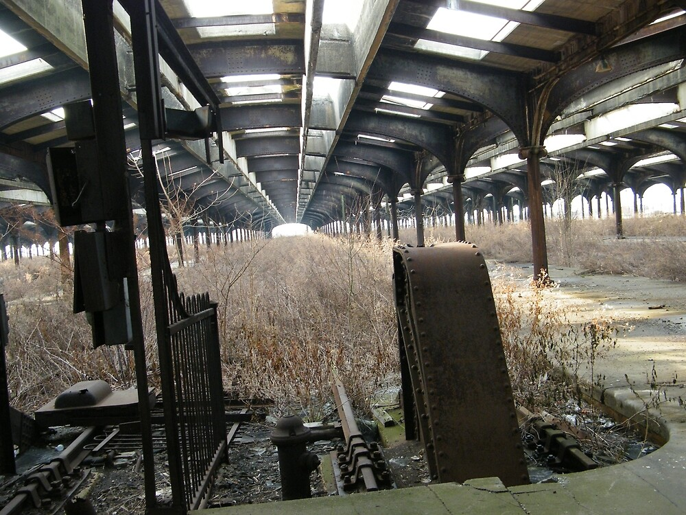 Quot Abandoned New Jersey Central Train Station Jersey City