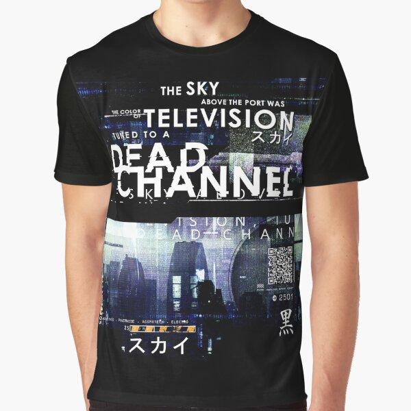 Dead Channel Graphic T-Shirt