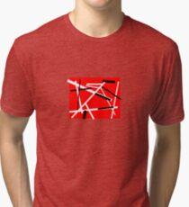 Eddie Van Halen Tri-blend T-Shirt