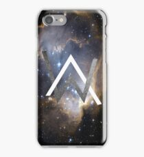 Alan Walker Space Logo iPhone Case/Skin