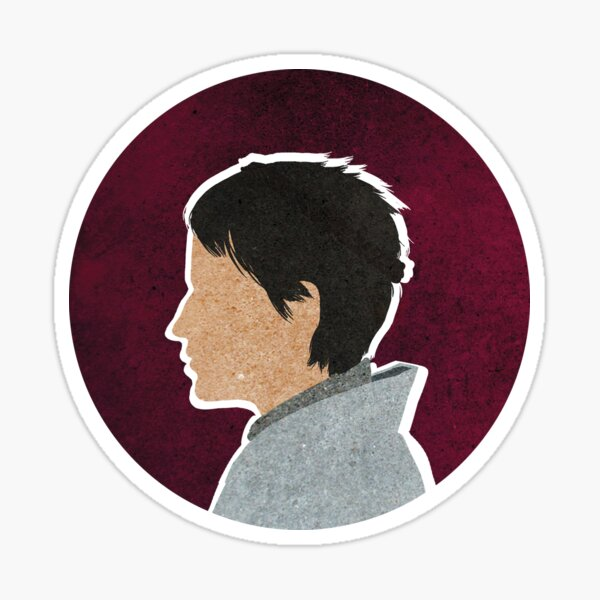 Cassandra Profile Sticker