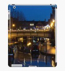 Gas Street Twylight  iPad Case/Skin