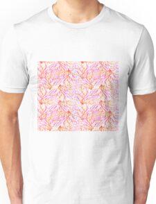 Bright corals Unisex T-Shirt