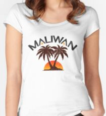 Maliwan (Inspired by Borderlands) Women's Fitted Scoop T-Shirt