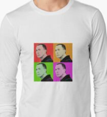 Chirrut Imwe - Star Wars: Rogue One - Pop Art Long Sleeve T-Shirt