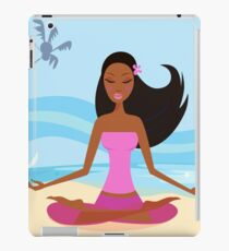 New in Shop : hand-drawn Joga / PINK iPad Case/Skin