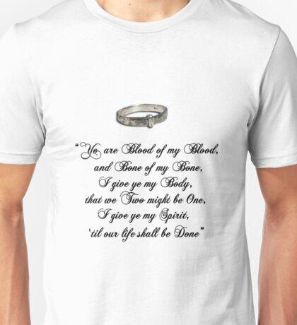 OUTLANDER RING Unisex T-Shirt