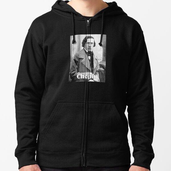 Frederic Chopin Signature Sweatshirt Pianist Gift