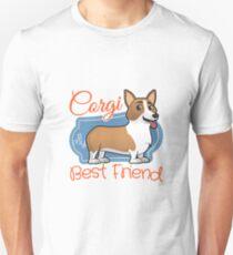 Corgi is my best friend T-Shirt