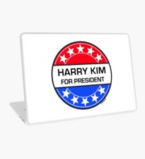 HARRY KIM FOR PRESIDENT Laptop Skin