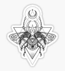 Coccinelle occulte II Sticker