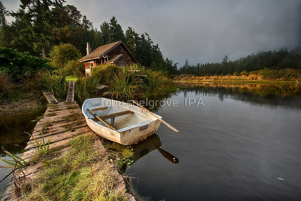 The Cottage by the Pond by toby snelgrove  IPA