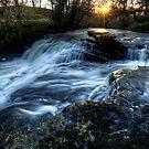 Euchan Falls by Roddy Atkinson