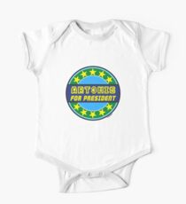 ART3MIS FOR PRESIDENT Kids Clothes