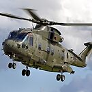 Royal Air Force AgustaWestland Merlin HC.3 helicopter by Andrew Harker