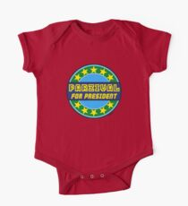 PARZIVAL FOR PRESIDENT One Piece - Short Sleeve