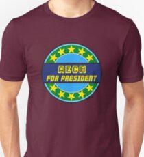 AECH FOR PRESIDENT Unisex T-Shirt