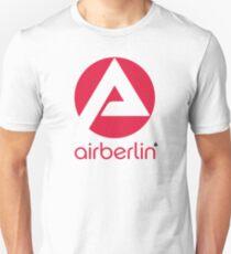 air berlin / agentur für arbeit T-Shirt