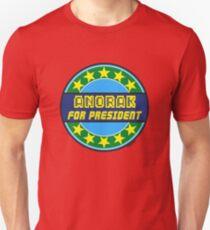 ANORAK FOR PRESIDENT T-Shirt