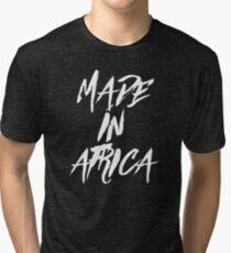 MADE IN AFRICA Tri-blend T-Shirt