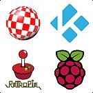 Boing Ball - Raspberry Pi Case Sticker by ChoccyHobNob