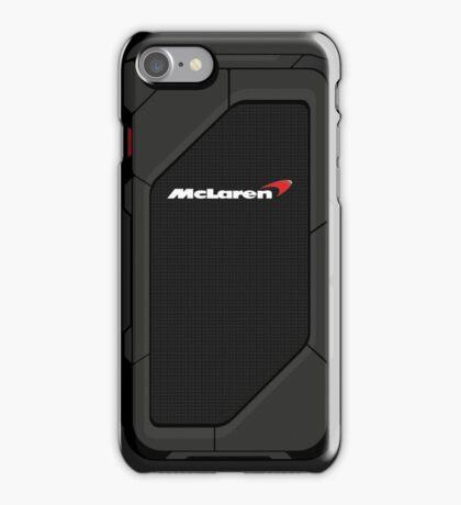 high tech Mclaren carbon fiber case iPhone Case/Skin