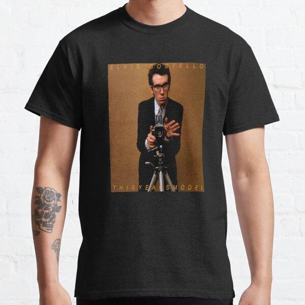 Elvis Costello Model Classic T-Shirt