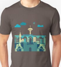 Skyline Evolution T-Shirt