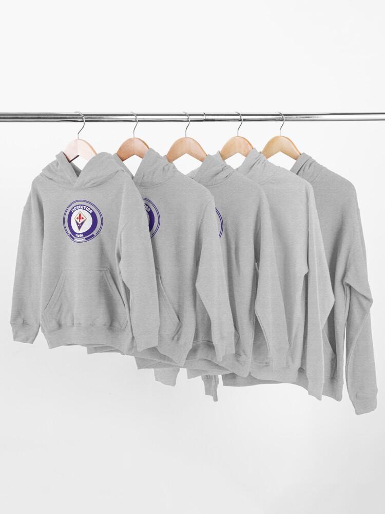 Alternate view of Serie A - Team Fiorentina Kids Pullover Hoodie
