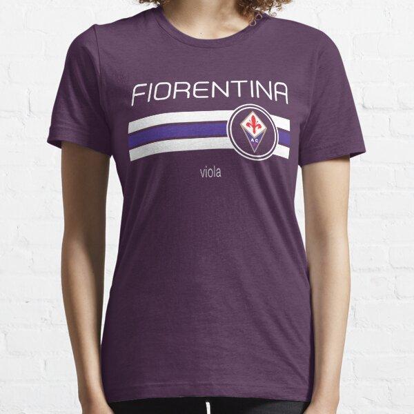 Serie A - Fiorentina (Home Violet) Essential T-Shirt