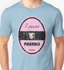 Serie A - Palermo (Distressed) T-Shirt