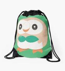 rowlet cutie! Drawstring Bag