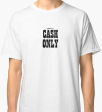 Johnny Cash Classic T-Shirt