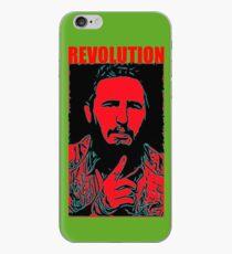 Fidel Castro art iPhone Case