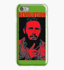 Fidel Castro art iPhone Case/Skin